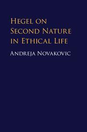 Hegel second nature ethical life nineteenth century philosophy hegel on second nature in ethical life fandeluxe Choice Image