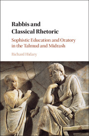 Rabbis and Classical Rhetoric