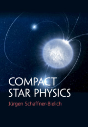 Compact Star Physics