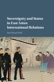 Sovereignty and Status in East Asian International Relations