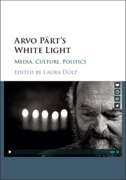 Arvo Pärt's White Light