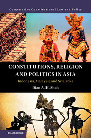 Constitutions, Religion and Politics in Asia