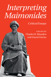 Interpreting Maimonides