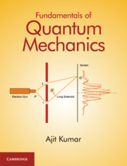 Fundamentals of Quantum Mechanics