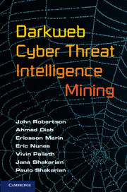 Darkweb Cyber Threat Intelligence Mining