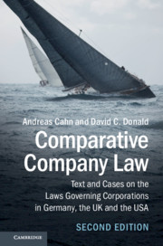 Comparative Company Law