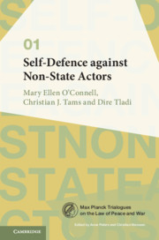 Self-Defence against Non-State Actors