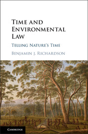 Time and Environmental Law