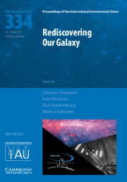 Rediscovering Our Galaxy (IAU S334)