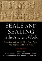 Seals and Sealing in the Ancient World