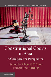 Constitutional Courts in Asia