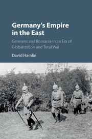 Germany's Empire in the East