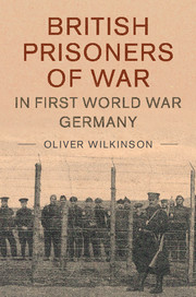 British Prisoners of War in First World War Germany
