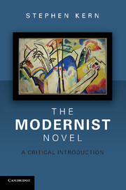 The Modernist Novel