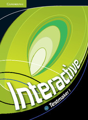 Interactive Level 1 Testmaker CD-ROM and Audio CD