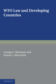 WTO Law and Developing Countries