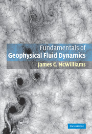 Fundamentals of Geophysical Fluid Dynamics