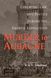 Murder in Aubagne