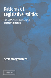Patterns of Legislative Politics