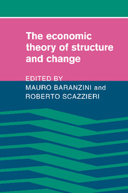 The Economic Theory of Structure and Change