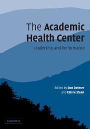 The Academic Health Center