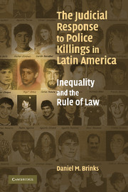 The Judicial Response to Police Killings in Latin America