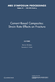 Cement-Based Composites