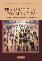 Transnational Communities