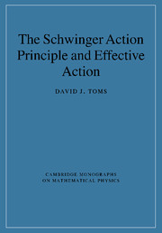 The Schwinger Action Principle and Effective Action