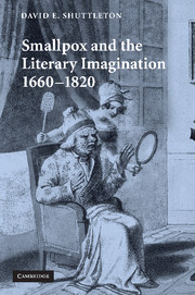 Smallpox and the Literary Imagination, 1660–1820