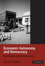 Economic Autonomy and Democracy