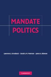 Mandate Politics