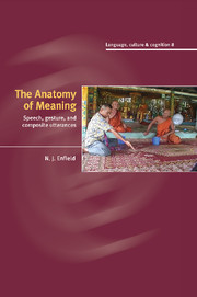 The Anatomy of Meaning