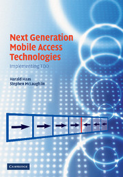 Next Generation Mobile Access Technologies