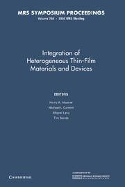 Integration of Heterogeneous Thin-Films Materials and Devices