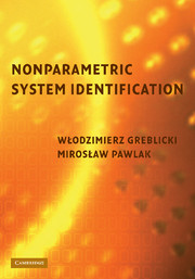 Nonparametric System Identification