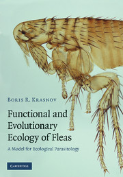 Functional and Evolutionary Ecology of Fleas