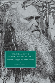 Darwin and the Memory of the Human