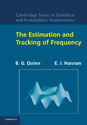 The Estimation and Tracking of Frequency
