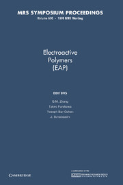 Electroactive Polymers (EAP)