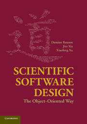 Scientific Software Design