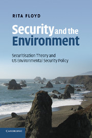 Security and the Environment