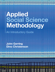 Applied Social Science Methodology