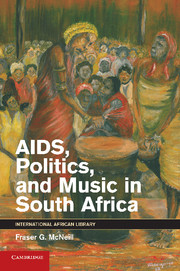 AIDS, Politics, and Music in South Africa