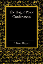 The Hague Peace Conferences