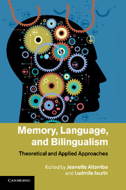 Memory, Language, and Bilingualism