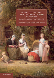 Women, Literature, and the Domesticated Landscape