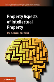 Property Aspects of Intellectual Property