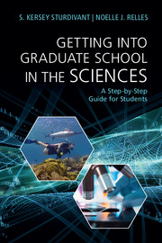 Getting into Graduate School in the Sciences