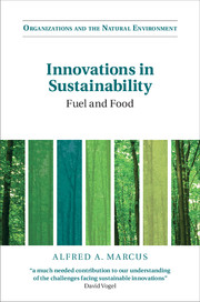 Innovations in Sustainability